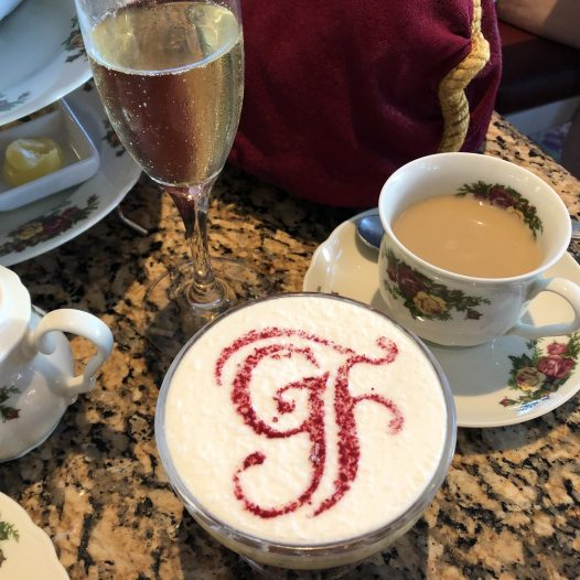 Afternoon Tea a the Grand Floridian